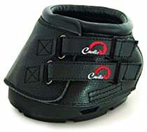 Hot Sale Cavallo Simple Hoof Boot for Horses, Size 3, Black