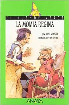 63. La momia Regina Libros Infantiles - El Duende Verde