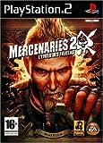 echange, troc Mercenaries 2 : l'enfer des favelas