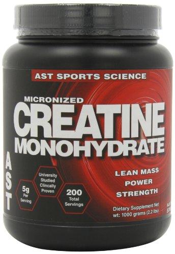 AST Sports Science monohydrate de créatine