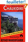 Chalkidiki mit Insel Thasos. Rother W...