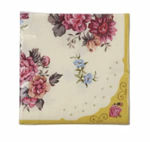 Talking Tables 25 cm Truly Scrumptious Napkins, Pack of 30