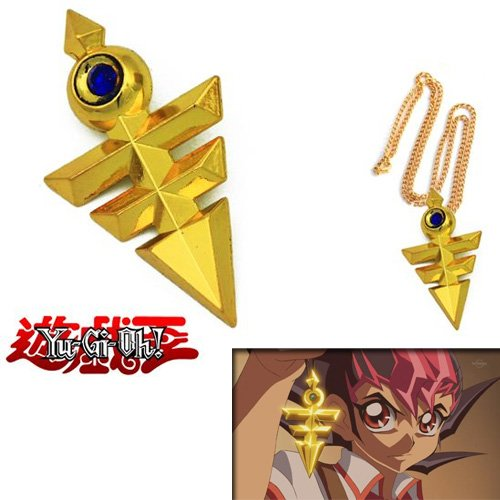 YU-GI-OH ZEXAL YUMA COLLANA COSPLAY CHIAVE DEL RE KING'S NECKLACE