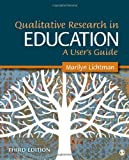img - for Qualitative Research in Education: A User's Guide book / textbook / text book