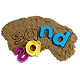 Learning Resources Sand Moulds (Lowercase Alphabet)