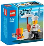 LEGO City Set #8398 BBQ Stand
