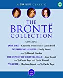 "The Bronte Collection: ""Wuthering Heights"", ""The Tenant of Wildfell Hall"", ""Jane Eyre"" and ""Villette"