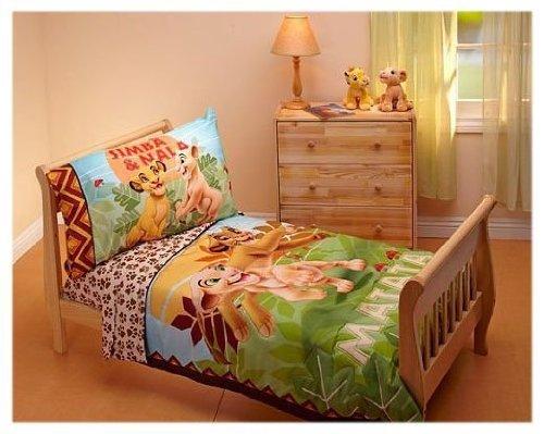 Lion King Bedding Crib Set