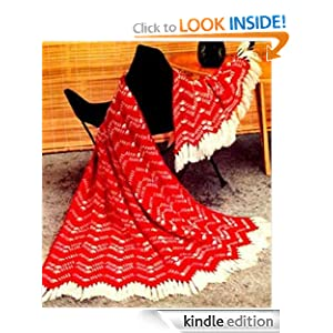 Crochet California Ranch Afghan Pattern - Crochet Pattern to Download - Kindle Download Bookdrawer