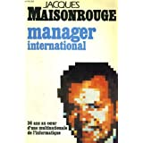 Manager internationalpar Jacques Maisonrouge