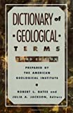 img - for By Author Dictionary of Geological Terms: Third Edition (Rocks, Minerals and Gemstones) (3rd Edition) book / textbook / text book