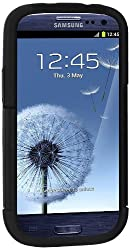 Amzer 95709 Hybrid Kickstand Case for Samsung Galaxy S3 Neo and S III GT-I9300 (Black)