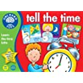 Orchard Toys Tell The Time - Juego educativo para aprender la hora (importado de Reino Unido)