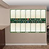 Fantasy Football Dry Erase Board Fathead