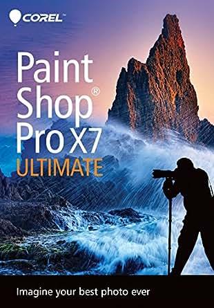 Buy now corel paintshop pro x7 ultimate pack