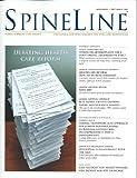 SpineLine - November/December 2009