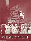 """Victor Herbert """"THE RED MILL"""" Doretta Morrow / Jack Whiting '47 Chicago Playbill"""