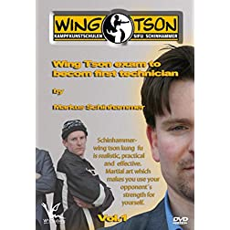 Wing Tson: Exam to Become First Technician Volume 1