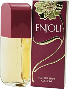 Enjoli By Revlon For Women, Cologne Spray, 2.5 Ounces