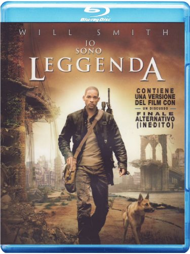 Io sono leggenda [Blu-ray] [IT Import]