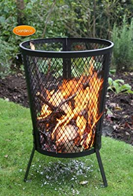 Medium Mesh Garden Incinerator 60cm X 39cm from UK-Gardens