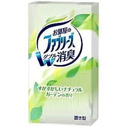 置き型ファブリーズ本体 すがすがしいナチュラルの香り 130g