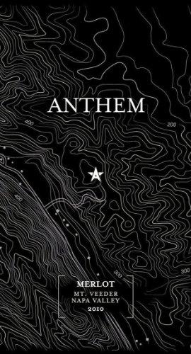 2010 Anthem Estate Merlot Mt. Veeder Napa Valley 750Ml