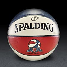 Spalding ABA Official Game Basketball - Size 29.5