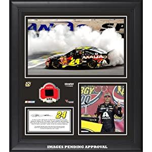 Jeff Gordon 2014 NASCAR Sprint Cup Series Under the Lights at Kansas Speedway Race... by Sports Memorabilia