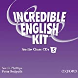 img - for Incredible English 5: Class Audio CDs book / textbook / text book