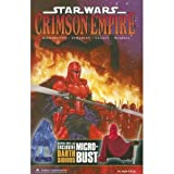 Star Wars Crimson Empire Book & Bust Up Figure Set (1596170360) by Richardson, Mike