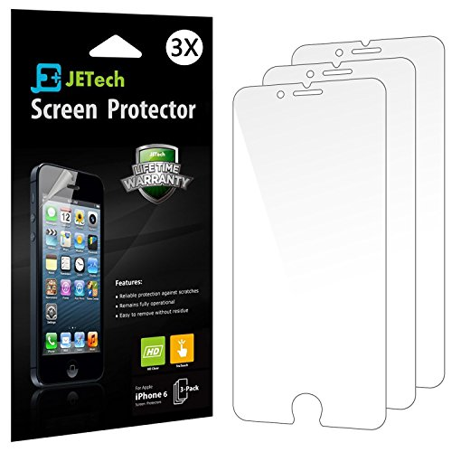 iPhone-6-Screen-Protector-JETech-3-Pack-iPhone-6S6-Screen-Protector-Film-HD-Clear-Retail-Packaging-for-Apple-iPhone-6s-and-iPhone-6-47-Inch-HD-Clear