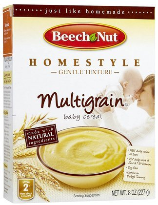 Beech Nut Baby Food Flavors