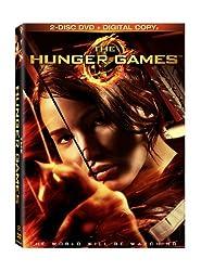 The Hunger Games [2-Disc DVD + Ultra-Violet Digital Copy]