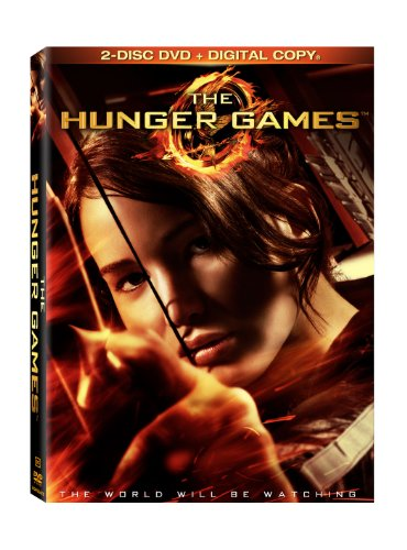 51Je5YUprmL The Hunger Games [2 Disc DVD + Ultra Violet Digital Copy]