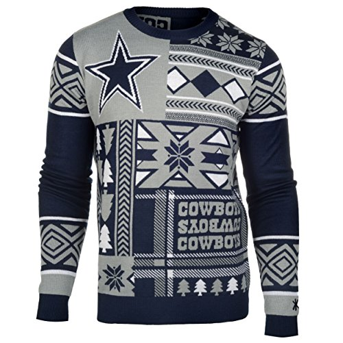 Dallas Cowboys Ugly Sweater Cowboys Christmas Sweater