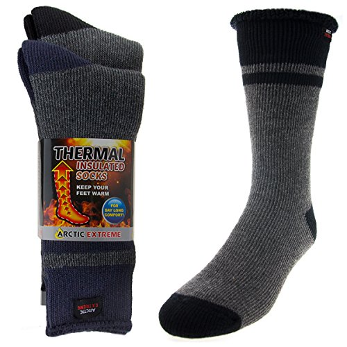 2-pairs-of-thick-heat-trapping-insulated-heated-boot-thermal-socks-pack-warm-winter-crew-for-cold-we