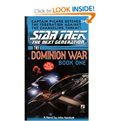 Behind Enemy Lines (Star Trek: The Next Generation The Dominion War, Book 1) by John Vornholt