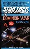 Behind Enemy Lines (Star Trek: The Next Generation / The Dominion War, Book 1) (067102499X) by John Vornholt