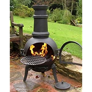 Outdoor Pot Belly Stove Heater