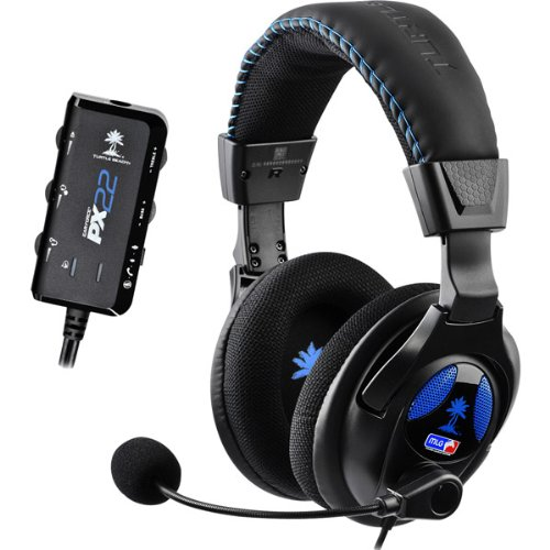 Brand New Turtle Beach Ear Force Px22 Amplified Universal Gaming Headset