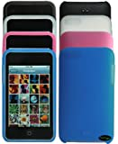 4 High Quality Thick Silicone Skin Cases for Apple iPod Touch 2nd Generation 3rd Generation 3G 2G Reviews