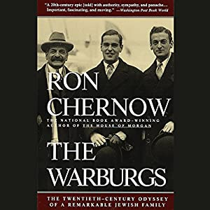 The Warburgs Audiobook