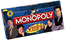 Monopoly Seinfeld Game