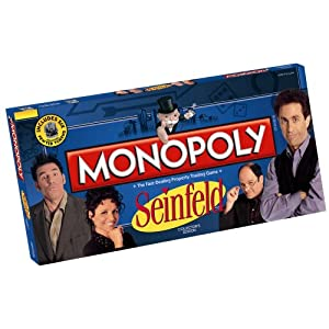 Seinfeld Game: Monopoly!