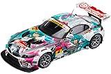 初音ミク GOODSMILE BMW Z4 2011 シリーズ優勝 Ver.(1/43スケール・レジン製塗装済み完成品ミニカー)
