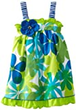 Rare Editions Girls 2-6X Floral Print Dress