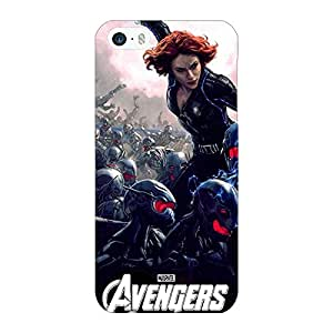 Jugaaduu Super Heroes Avengers Age of Ultron Back Cover Case For Apple iPhone 5S