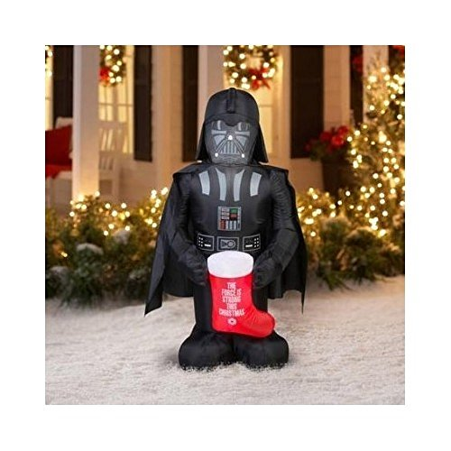 Star Wars Airblown Inflatable Christmas Decorations Lawn
