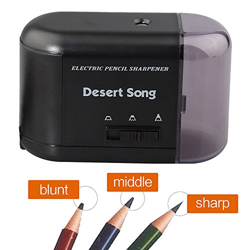 Desert Song Electric Pencil Sharpener Powered By Ac